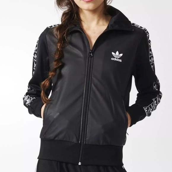 RARE NWOT adidas originals firebird track jacket